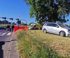 Passat na chodniku. 12-latka z Bydgoszczy poniosła śmierć na miejscu