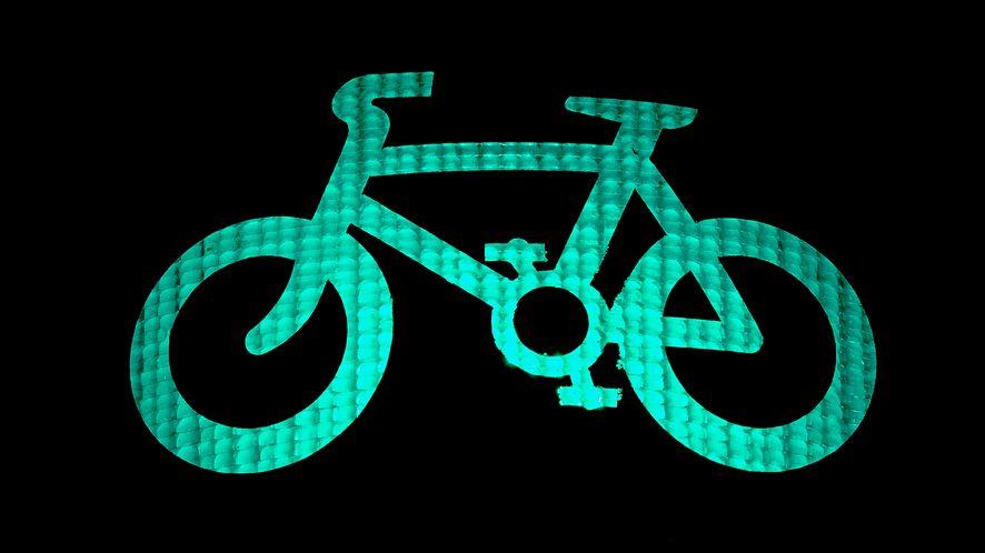 Badacze sprawdzili sygnalizację dla rowerzystów w Holandii, fot. Pixabay