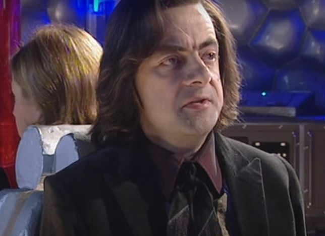 Rowan Atkinson Doktorem Who? To się dopiero nazywa rarytas dla fanów