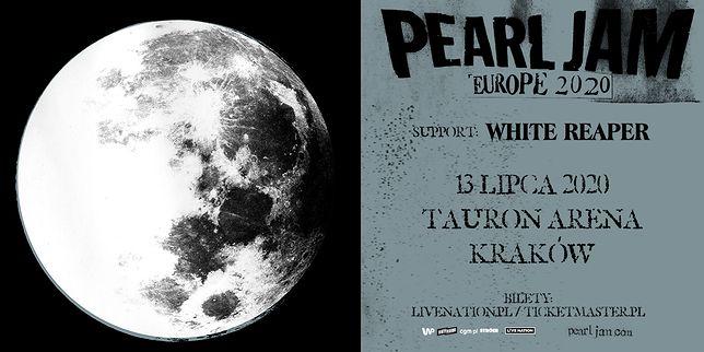 Pearl Jam ogłasza europejską letnią trasę koncertową na 2020 r.