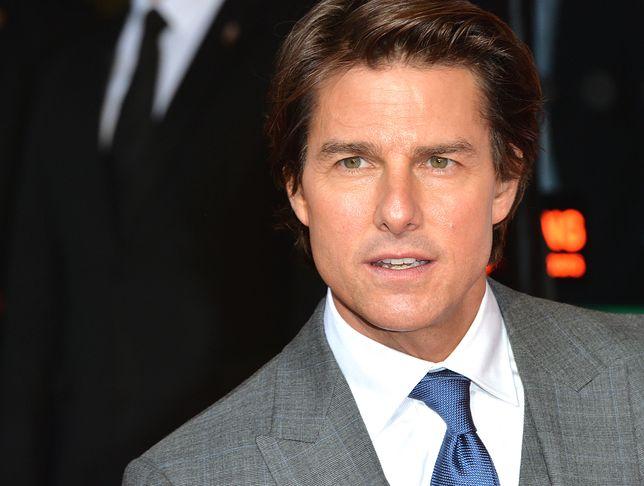 Tom Cruise wprowadził na plan nowego filmu nerwową atmosferę