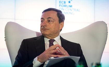 EBC historycznie. Takich stóp nikt jeszcze nie widział