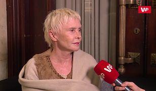 """Ewa Błaszczyk o rezygnacji Owsiaka. """"Skończyło się jego prywatne życie, ma misję"""""""