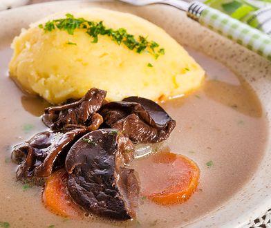 Zupa z leśnych grzybów. Aromatyczna i pełna smaku