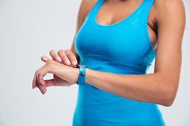 Elektroniczna opaska fitness jak test ciążowy