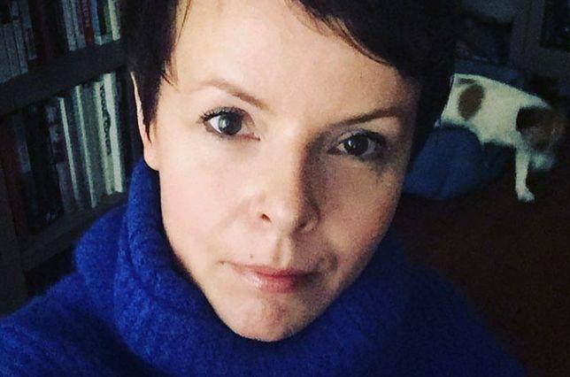 """Korwin-Piotrowska o życiu na Instagramie.""""Wsadzają kamerę w gacie"""""""