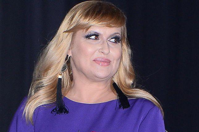 Katarzyna Skrzynecka chudnie w oczach. Trudno ją rozpoznać