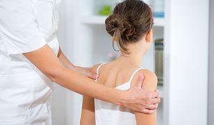Pajączek na plecy - jak działa? Czy pomaga na garbienie się?