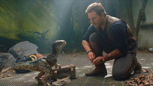 """Jurassic World: Upadłe królestwo"""
