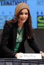 Ellen Page byłą kochanką Alexandra Skarsgarda