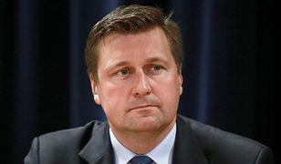 Łukasz Zbonikowski odwołany. Nie jest już prezesem