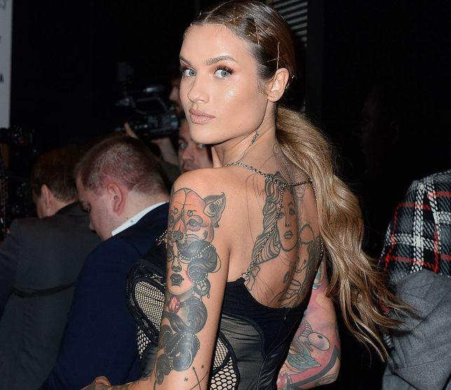 Karolina Gilon ma nowego chłopaka. To znany model