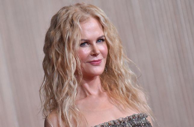 Nicole Kidman podczas gali Hollywood Film Awards