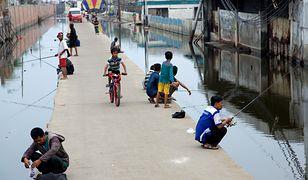 Dżakarta – miasto które tonie