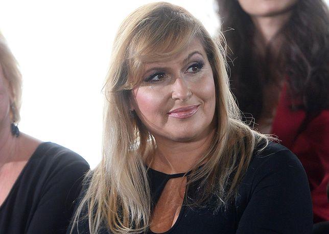 Katarzyna Skrzynecka podaje przepis na fit sałatkę