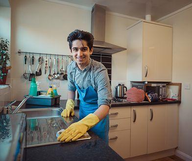 W kuchni jest mnóstwo miejsc, gdzie łatwo gromadzą się bakterie