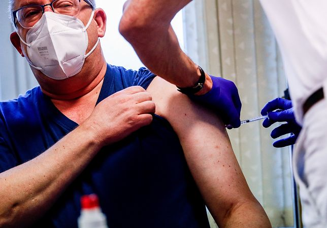 Szczepionka na COVID-19 Johnson&Johnson