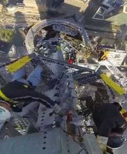 Jak pracują przy budowie One WTC