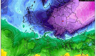 """Pogoda. """"W marcu jak w garncu"""". Będzie wrzało (wxcharts.com)"""