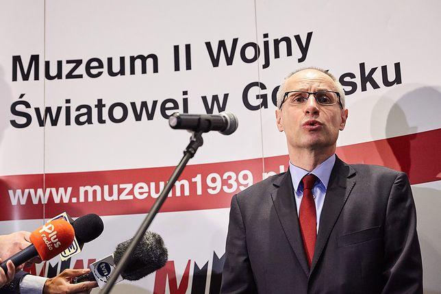 CBA interesuje się prof. Pawłem Machcewiczem, byłym dyrektorem Muzeum II Wojny Światowej