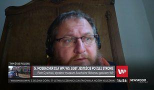"""Piotr Cywiński o szykanowaniu mniejszości w Polsce: """"To może być niszczące dla polskiej wspólnoty"""""""