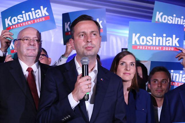 Wybory 2020. Władysław Kosiniak-Kamysz, kandydat na prezydenta RP