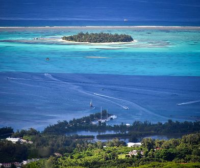 Na Saipanie rodzi więcej turystek niż lokalnych mieszkanek wyspy