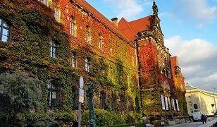 Grafiki przedstawiające śląskie miasta. Wystawa we wrocławskim Muzeum Narodowym