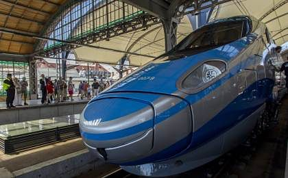 Alstom złoży wniosek o homologację pociągów Pendolino