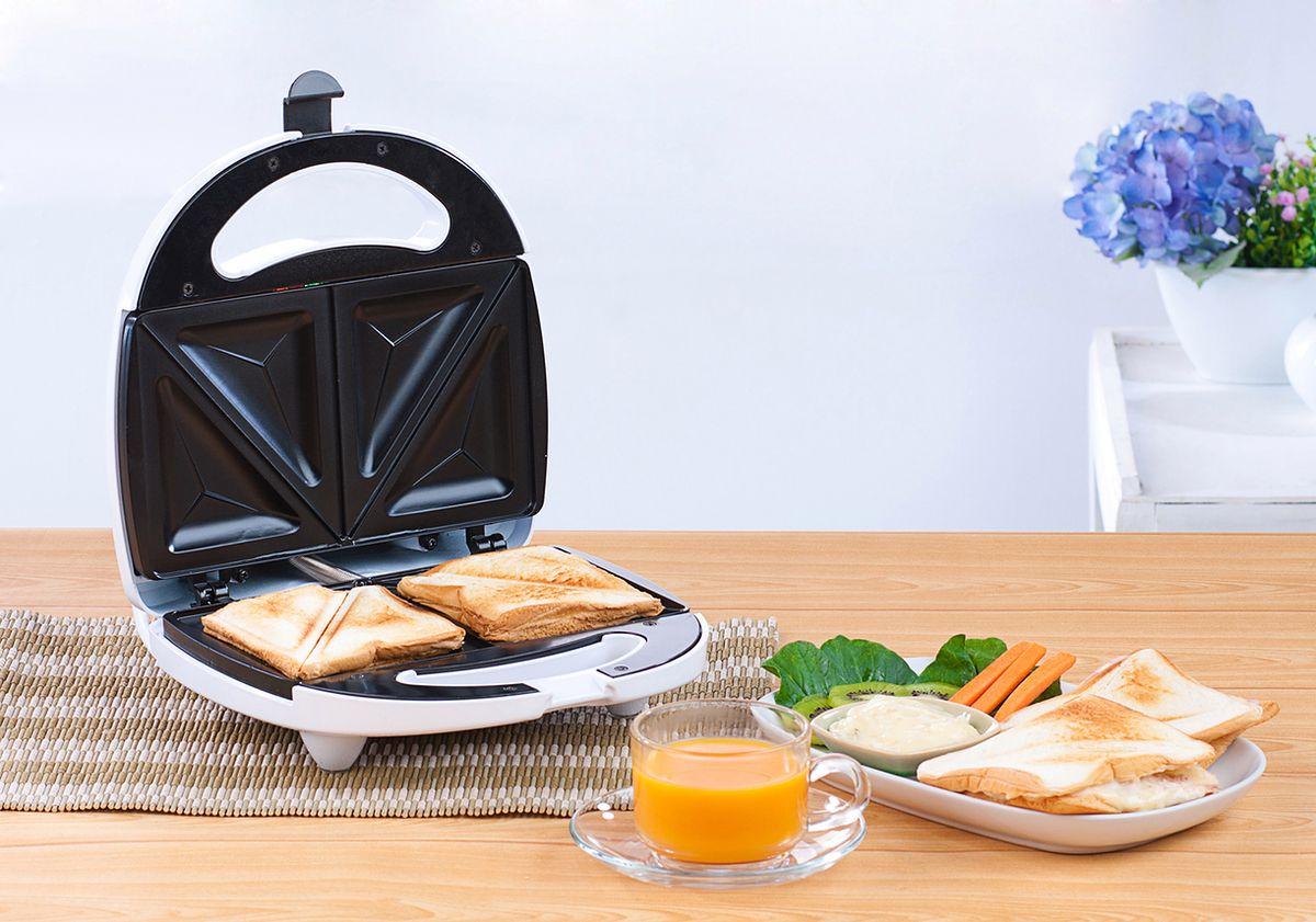 Opiekacz do kanapek – świetny zamiennik tostera