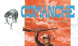 Comanche (#1). Comanche - 1 - Red Dust.