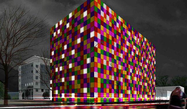 Mokotów. Powstanie niezwykły budynek przypominający kostkę Rubika
