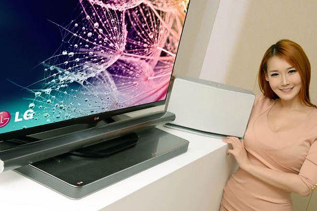 CES 2014: LG pokaże najnowsze sprzęt z linii Premium