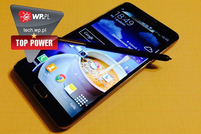 Test Samsung Galaxy Note 3 - ewolucja w najlepszym wydaniu