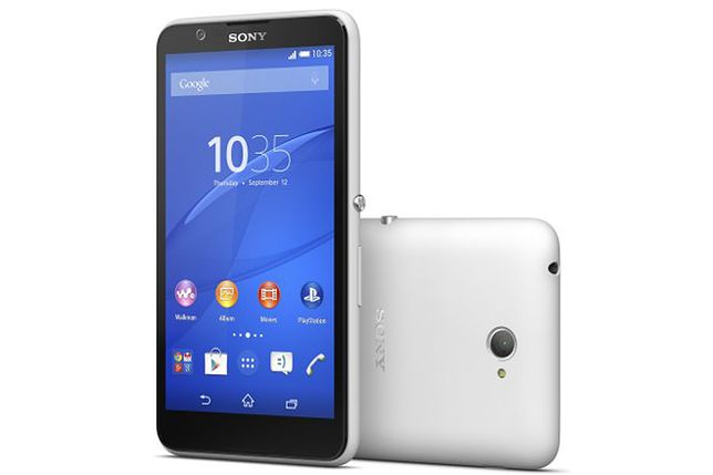 Sony Xperia E4 - telefon do rozrywki z mocną baterią
