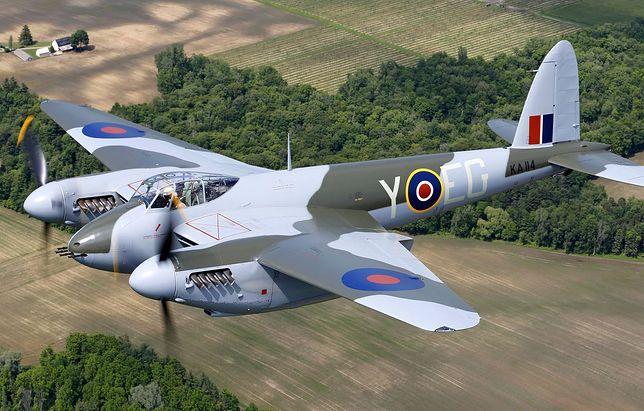 Mosquito był jednym z najbardziej wszechstronnych samolotów drugiej wojny światowej