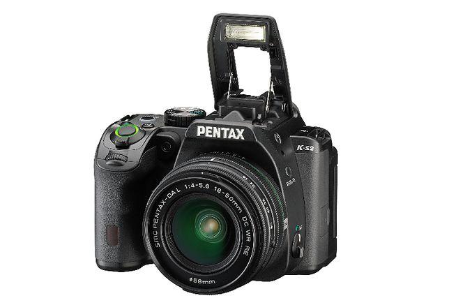 Poznaj najmniejszą lustrzankę na świecie. Pentax K-S2