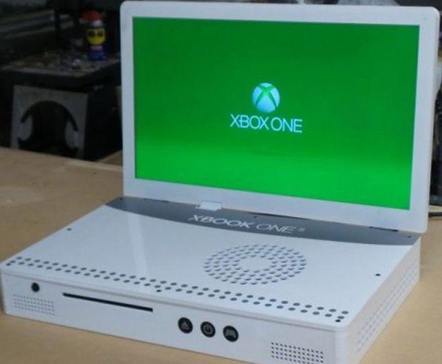 xbox one s jak laptop