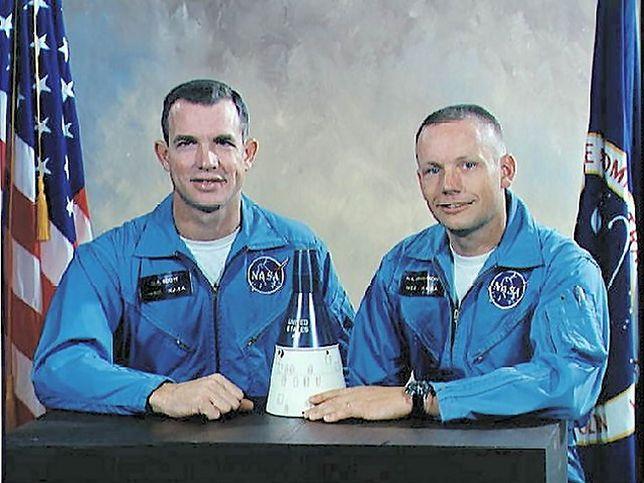 Jak Neil Armstrong oszukał śmierć