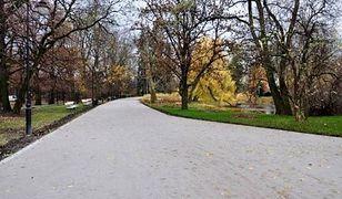 Wielkie sprzątanie stolicy po burzy. Park Ujazdowski zamknięty