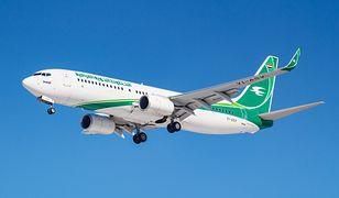 Sześciu przewoźników objęto zakazem ze względu na ich własne niedociągnięcia. Jednym z nich jest Iraqi Airways