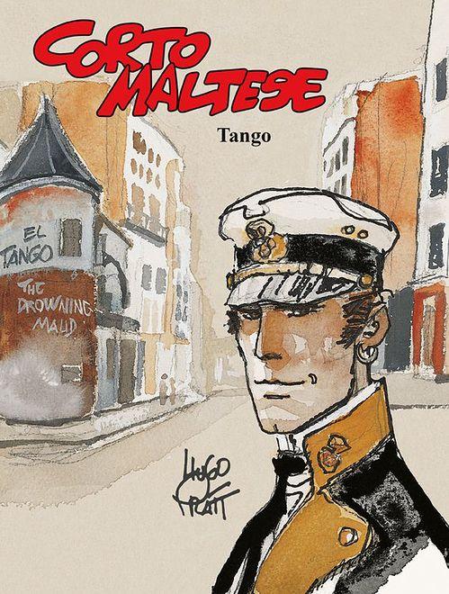 """Corto Maltese, tom 10. - Tango"""