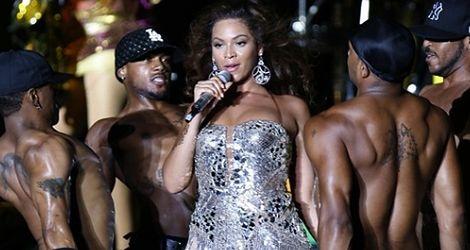 Beyoncé wśród narkomanów