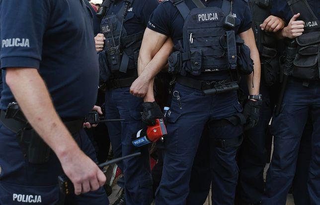 Życie z policjantem pod jednym dachem