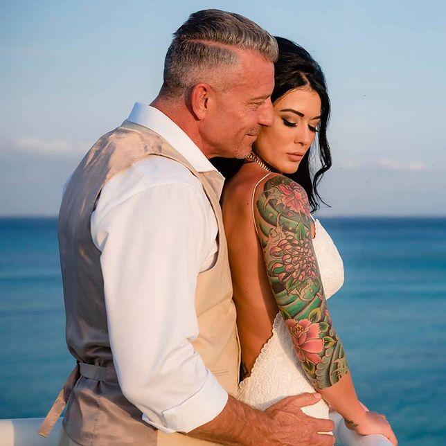 27-latka wyszła za ojca przyjaciółki