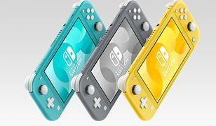 Nintendo Switch Lite w sprzedaży już we wrześniu