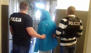 Mężczyźnie grozi kara do 8 lat więzienia
