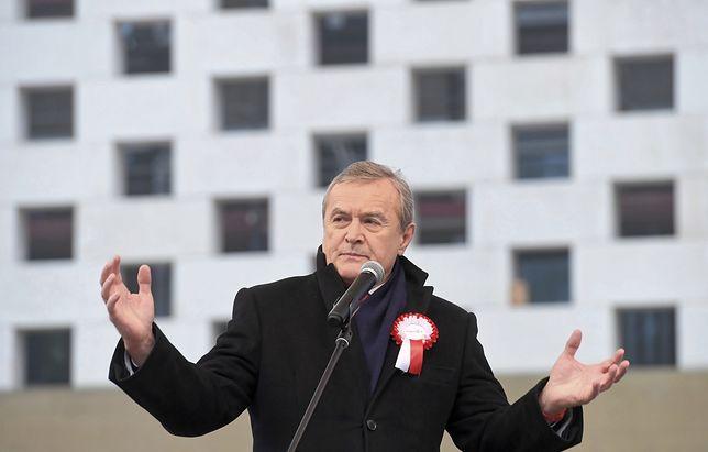 """Piotr Gliński podkreślił, że w Polsce """"każdy może wyrażać swoje poglądy"""""""