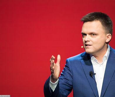 Kto stoi za Szymonem Hołownią? Dziennikarze tygodnika spekulują na temat kandydata