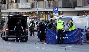 Warszawa. Tragiczny wypadek na Bielanach. Policja szuka kluczowego świadka